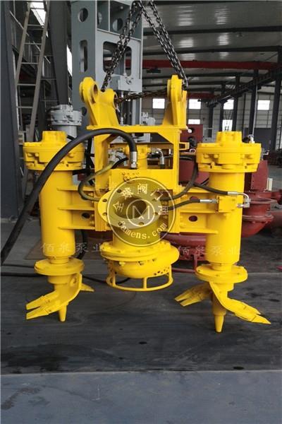 液压渣浆泵 大颗粒抽浆泵 耐磨泥浆泵