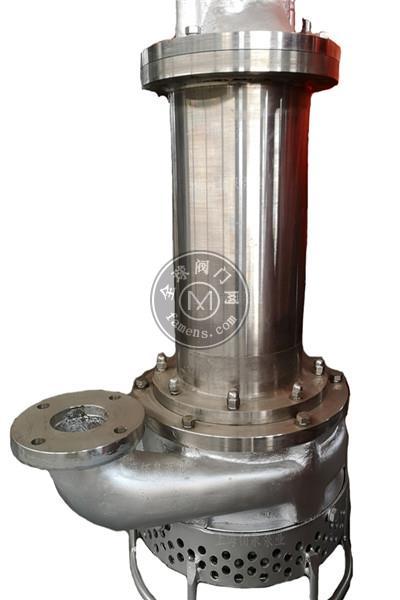 不锈钢渣浆泵 高浓度耐腐蚀污泥泵 不锈钢耐磨淤泥泵上海佰泉