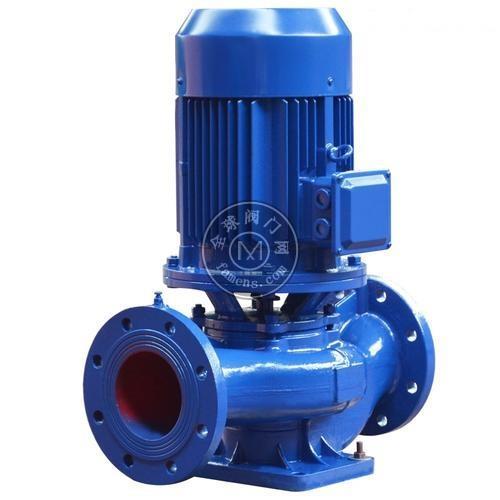 礬泉-IRG型立式單級單吸熱水泵