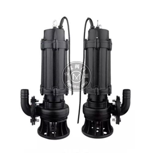 矾泉-WQ(QW)型无堵塞潜水排污泵