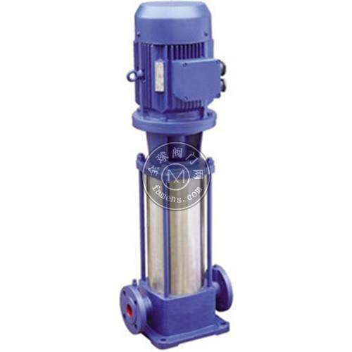 礬泉水泵-GDL型立式多級管道離心泵