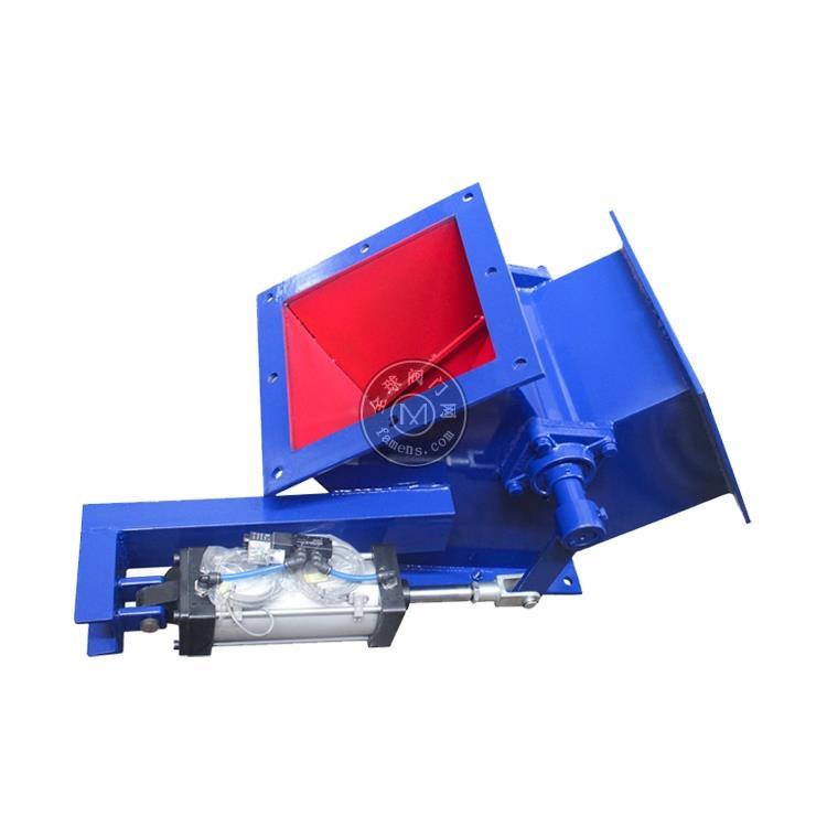 廠家供應三通分料器 定制各型號電液動三通分料器