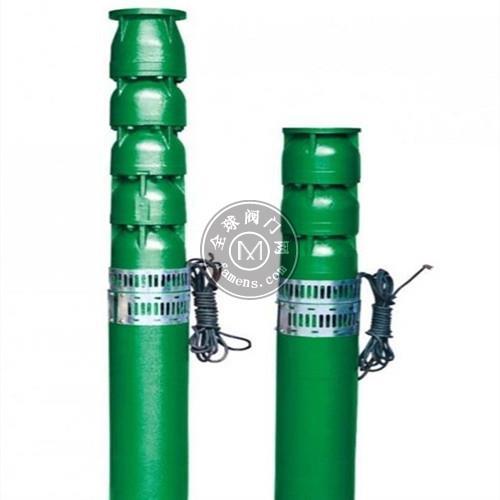 矾泉-QJ型潜水深井泵