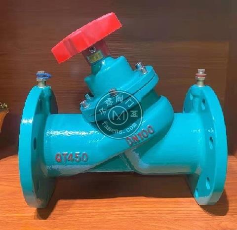 sp45數字靜態平衡閥 空調暖通控制閥 水利流量調