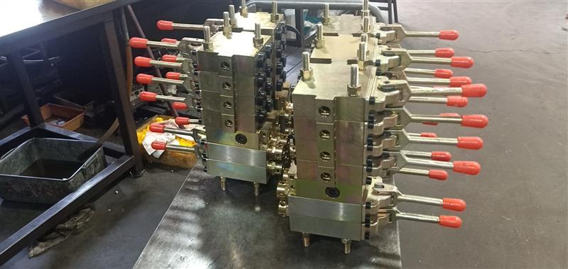换向阀及配件 操纵阀FHS125 ZCFD125 主阀 副阀 辅助阀