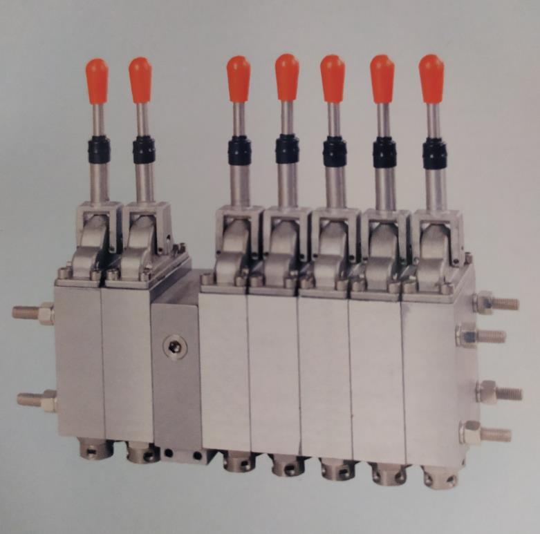 矿用液压支架主阀组 副阀组 FHS400 BZF400 DHC350 ZHY16等400流量阀组