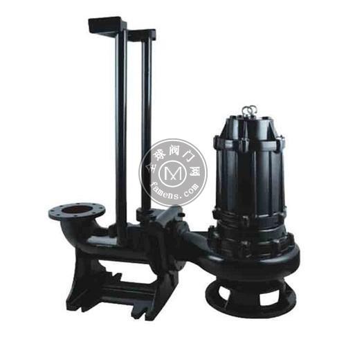 矾泉-WQ固定式潜水排污泵
