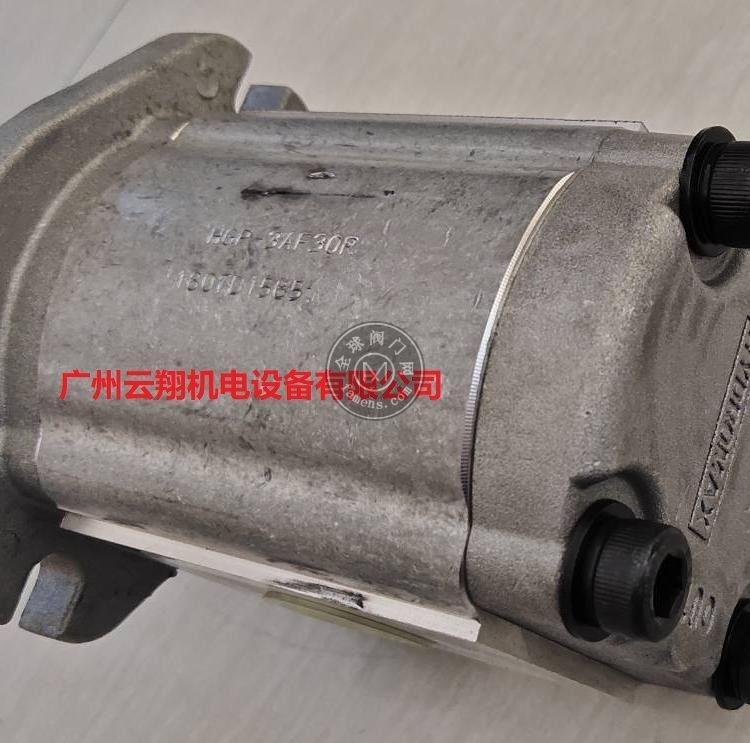 臺灣HYDROMAX油泵HGP-3AF30R齒輪泵