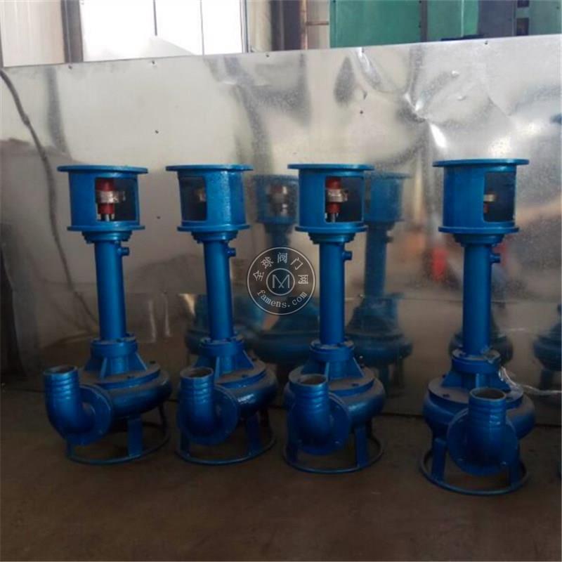 沉砂池液下排渣泵 耐磨立式抽砂泵