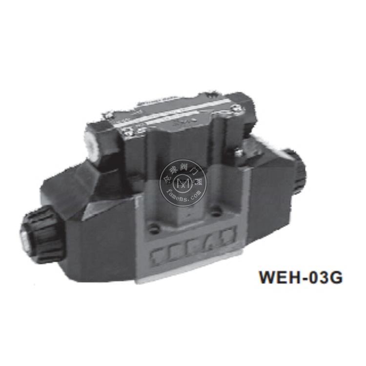 佳王CW電磁換向閥WEH-3C6-03G-A2-20
