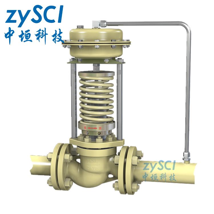 ZZYP-16气体自力式减压阀
