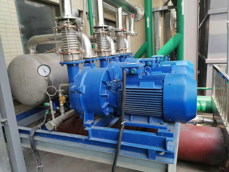 醫院中心負壓吸引系統NASH真空泵深圳貝德真空一站式解決方案