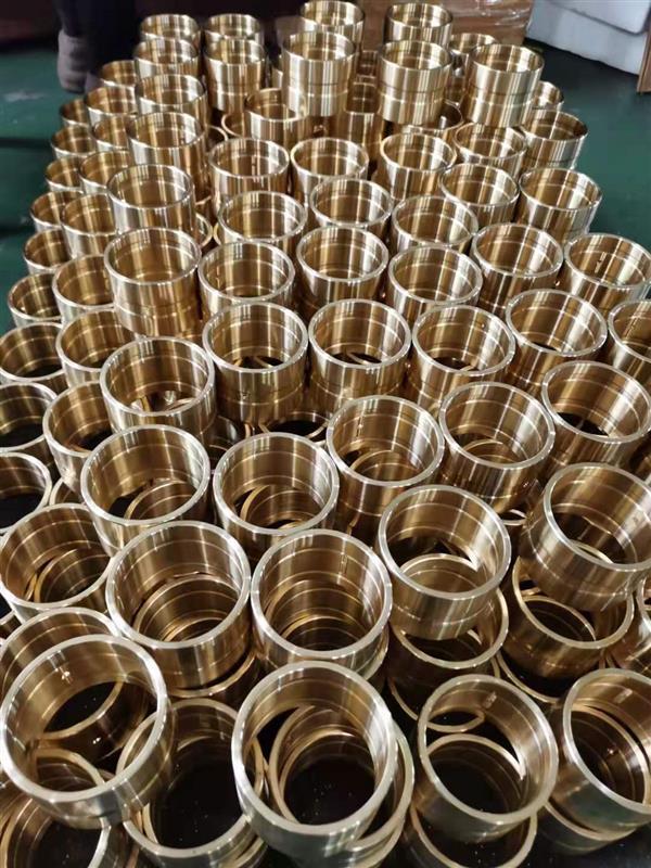 黃銅銅套加工廠家/鑄造加工