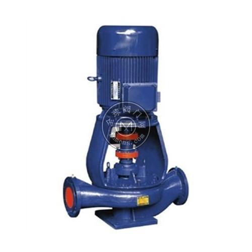 礬泉水泵-ISGB型便拆式管道離心泵