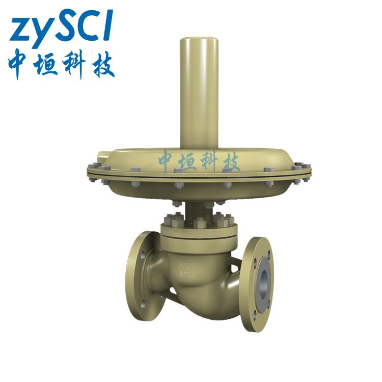 ZZDX儲罐氮封系統用自力式泄氮閥