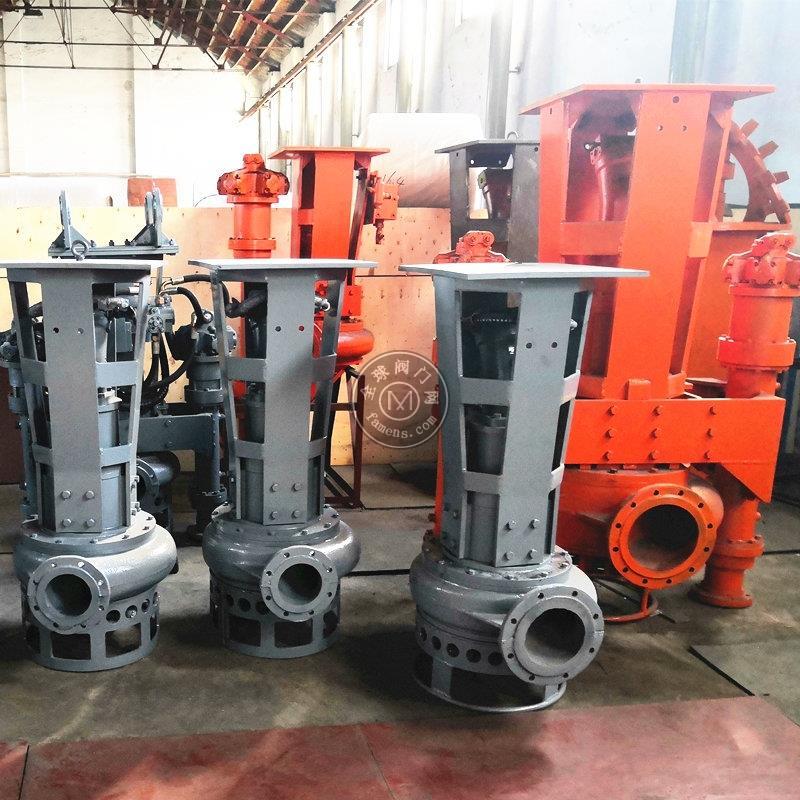 挖掘機清淤泵 挖機抽沙泵