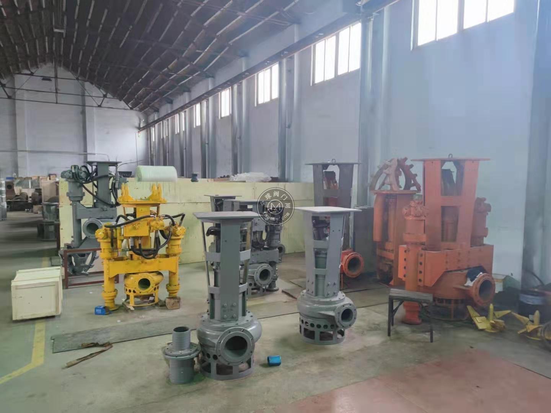 液壓驅動潛水泥砂泵 挖機清淤泵 液壓清淤泵
