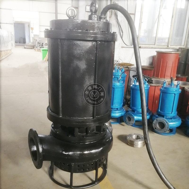 潛水抽砂泵 耐磨采砂泵