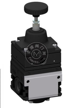 代理供应KNOCKS大口径气动减压阀-大连力迪流体