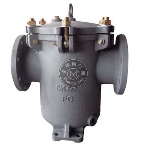船用日标海水滤器JIS F7121 CBM1061-81