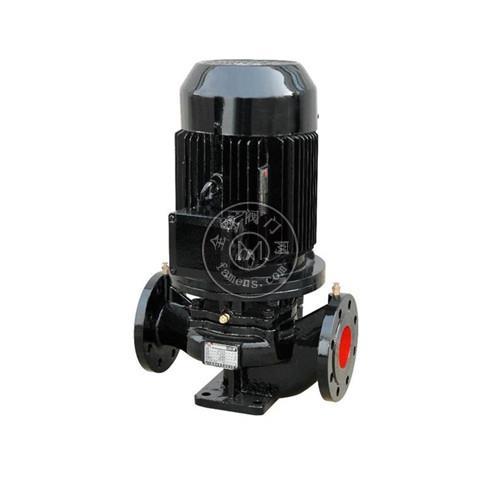 礬泉水泵-GW管道式無堵塞排污泵