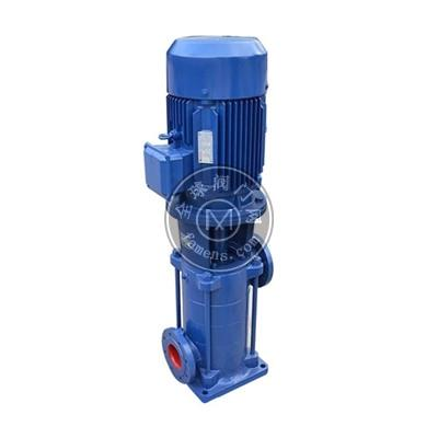 礬泉水泵-DL立式多級清水離心泵