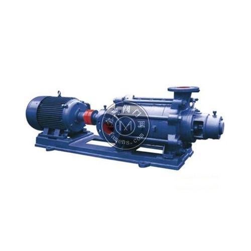 礬泉水泵-D型臥式多級分段式離心泵