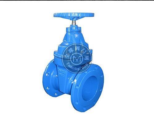 國標軟密封閘閥在流體管線上作為調節和截流裝置使用