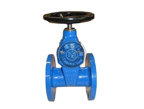 德標銅壓蓋軟密封閘閥生產符合DIN3352標準