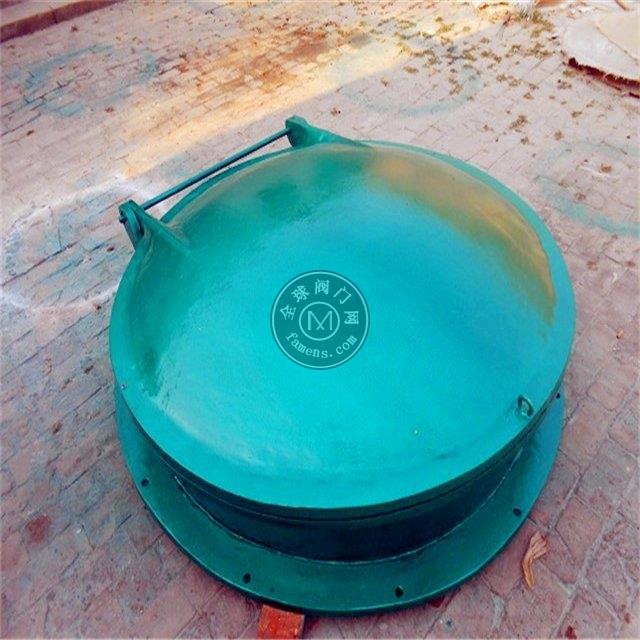 顺禹DN800玻璃钢拍门厂家