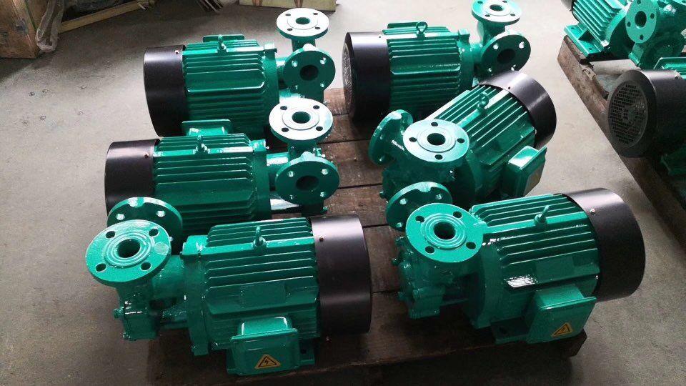 單級小流量高揚程漩渦泵_鑄鐵工業化工鍋爐增壓泵循環旋渦泵