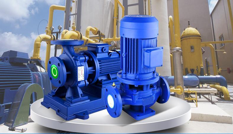 泉州廠家生產靜音增壓循環水離心管道泵