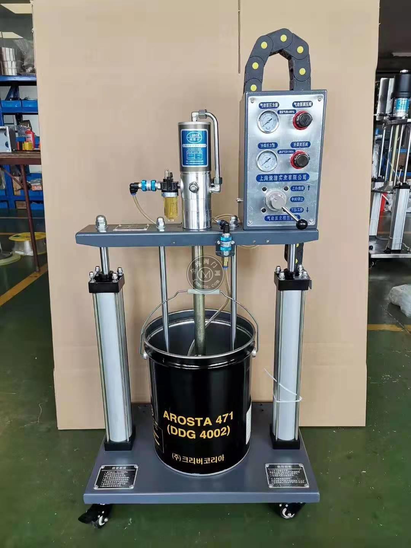 雙立柱加脂機雙立柱黃油機高粘度潤滑脂加注機