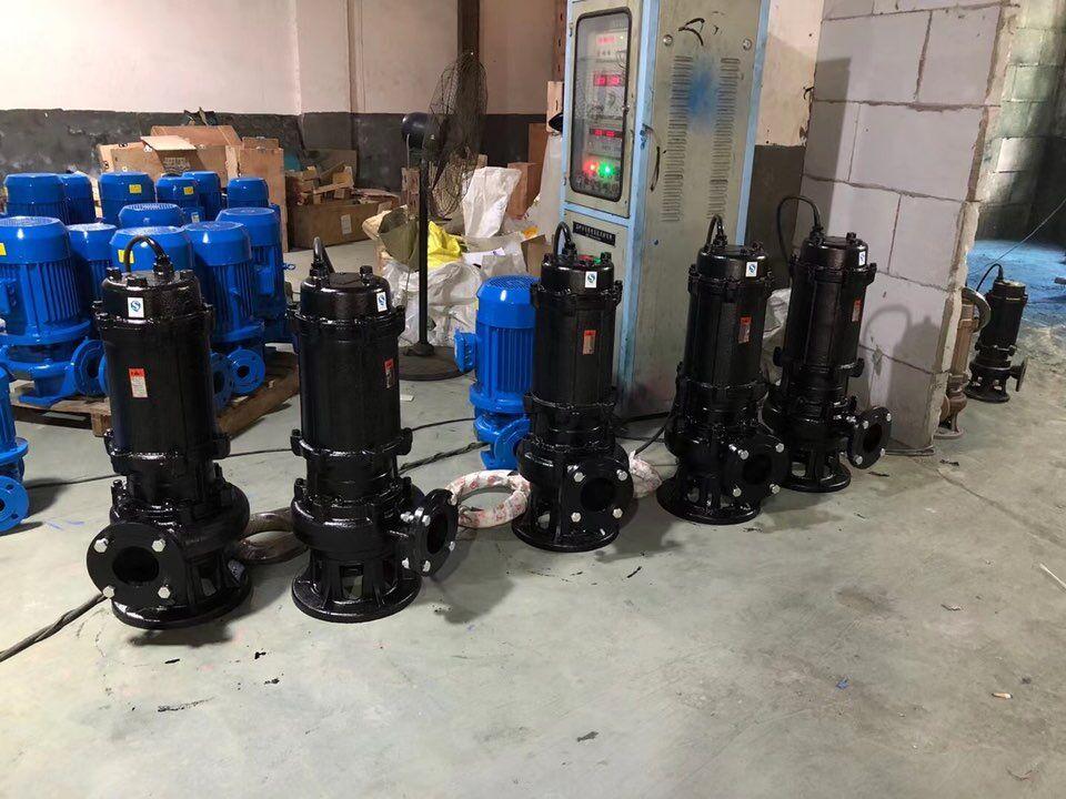 漳州廠家生產大流量環保大口徑切割工業潛水排污泵污水泵
