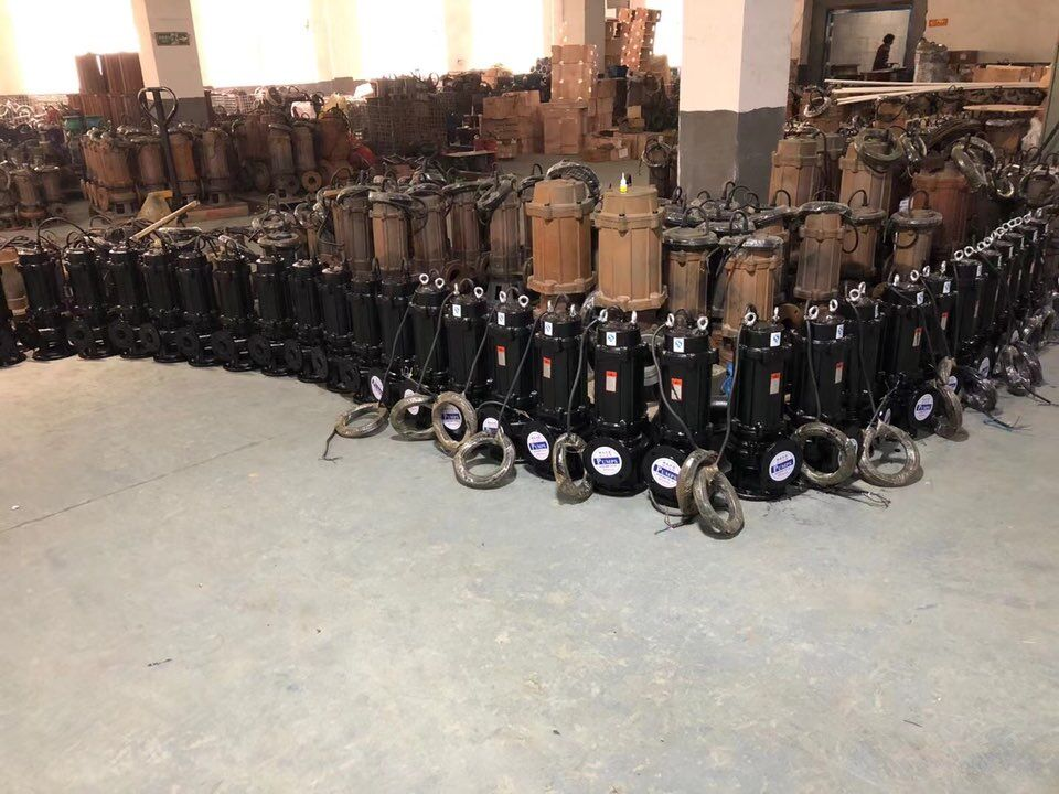 三明廠家生產大流量環保大口徑切割工業潛水排污泵污水泵