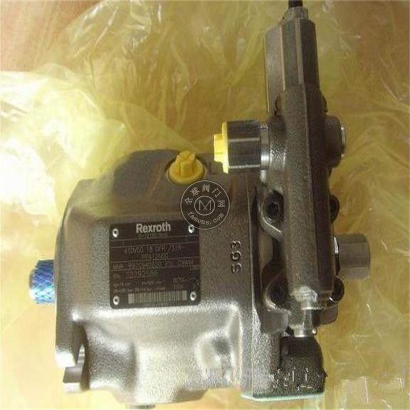 新鴻HGP-22A-F2R雙聯齒輪泵