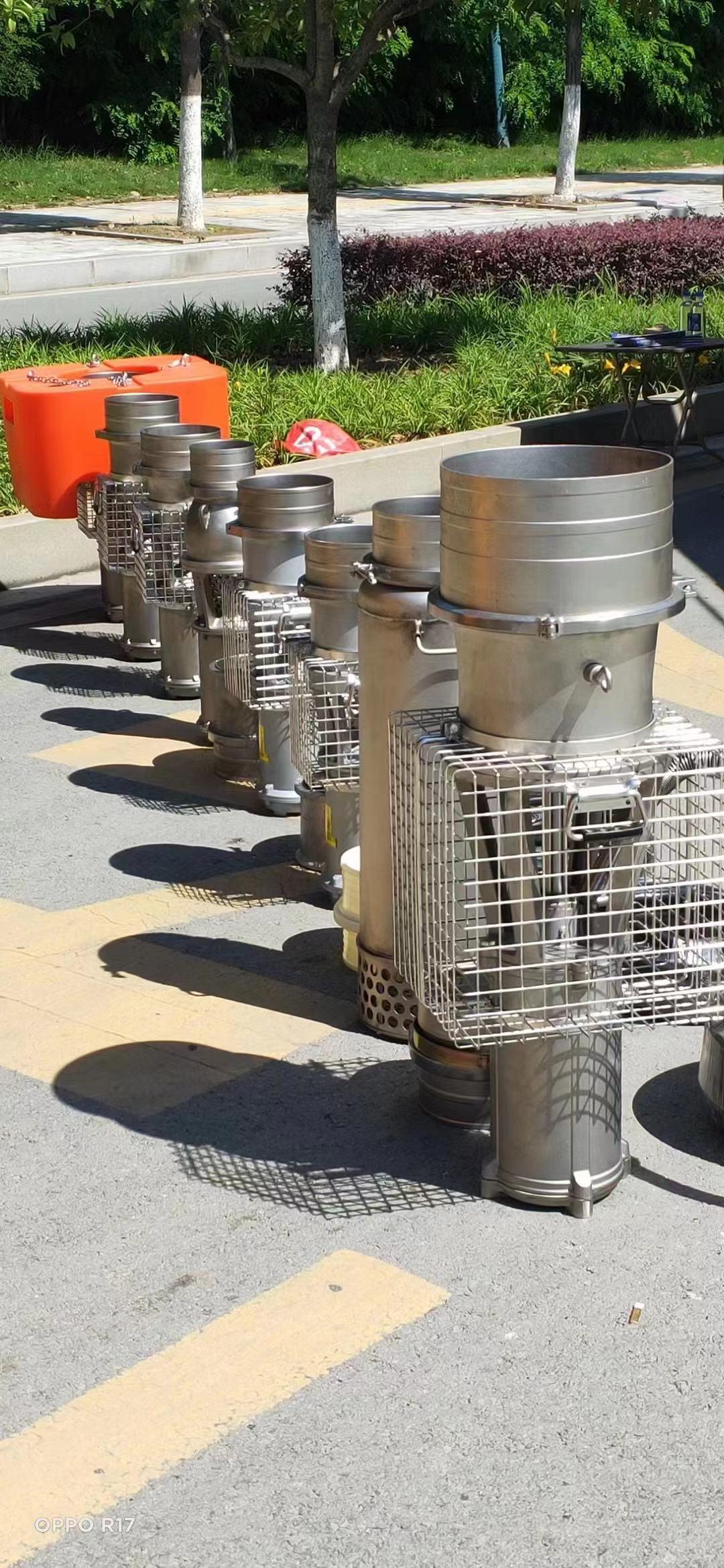莆田廠家生產便攜式潛水排污泵 潛水污水泵