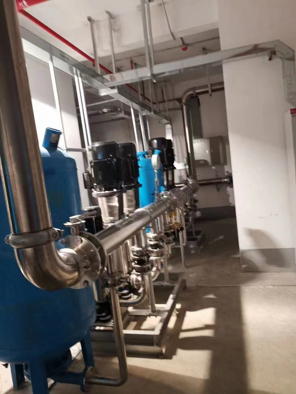 福建格莱富供水机组、
