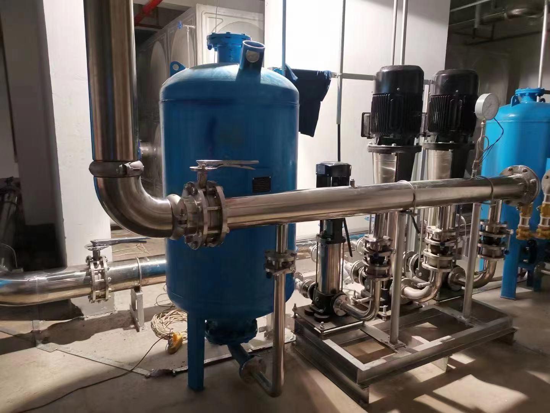 福建格莱富供水设备