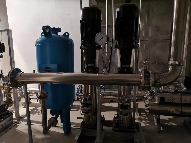 福建格莱富供水机器