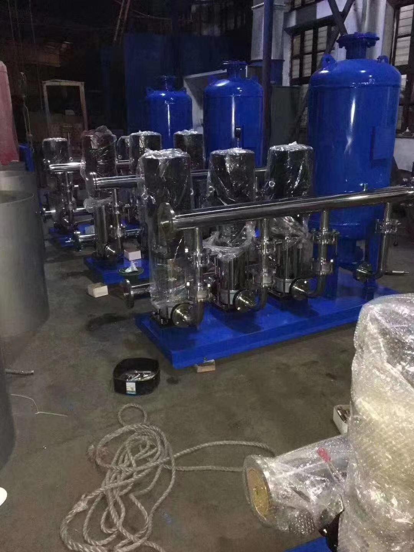 福建格莱富供水机组