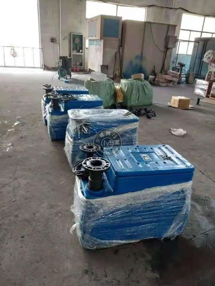 明朝平台共场所卫生间污水提升明朝平台置 马桶提升器