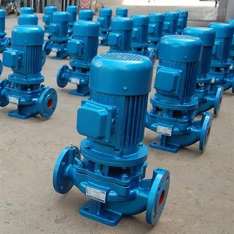 高溫立式增壓管道泵中央空調循環泵