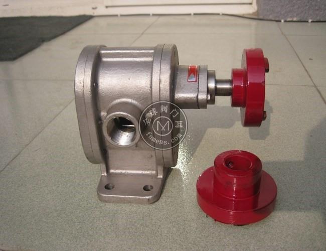 2CY不銹鋼齒輪泵