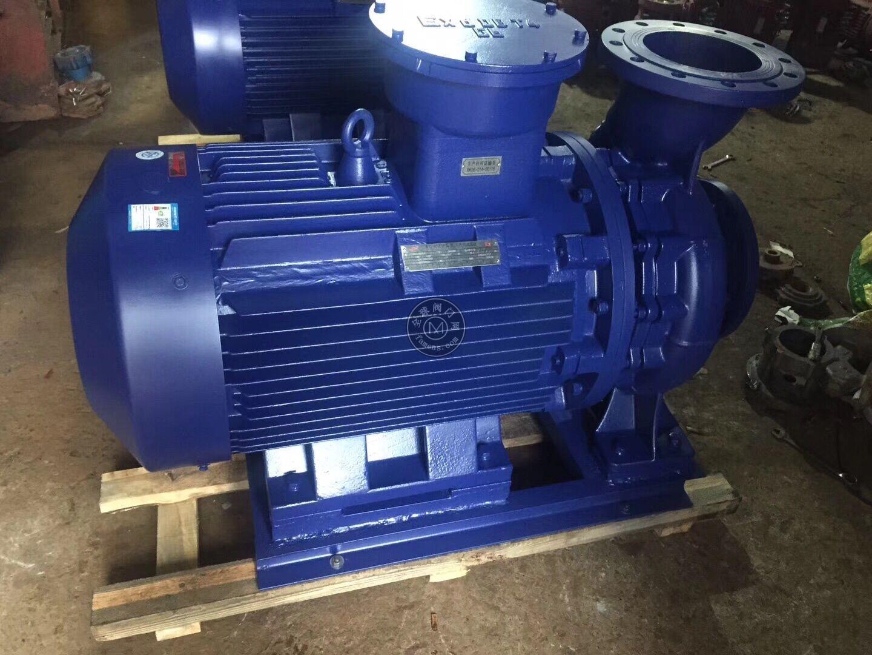泉州ISW臥式管道泵選型
