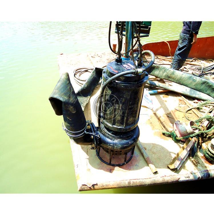 潛水式尾砂泵 攪拌耐磨渣漿泵 潛水泥漿砂漿泵