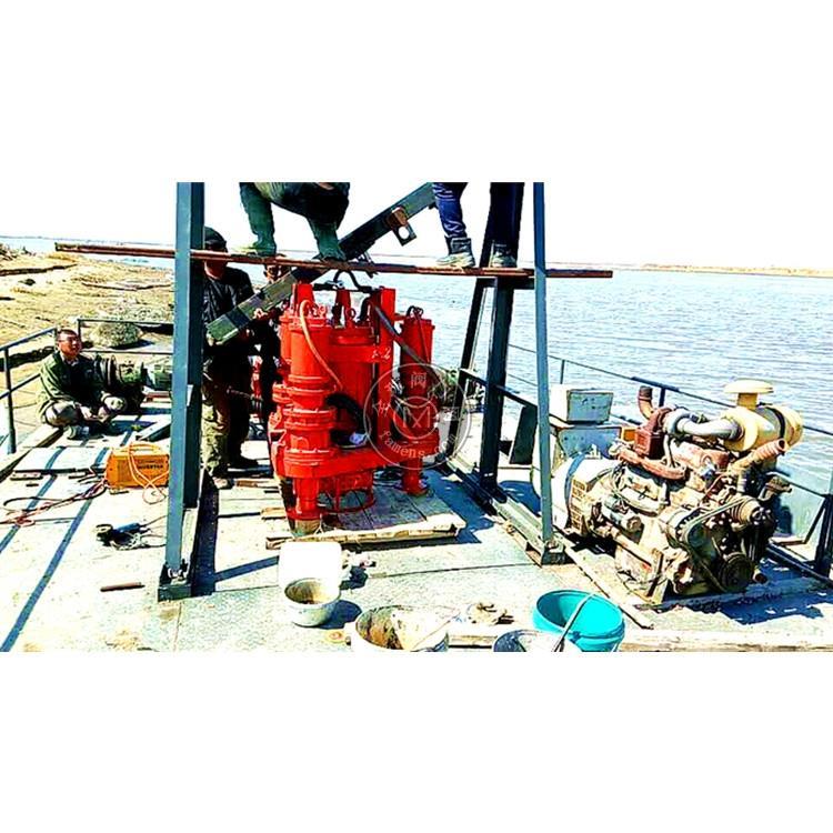 潜水耐磨渣浆泵 潜水电动渣浆泵 企业排渣泵