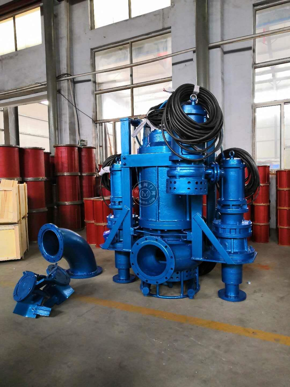 绞吸式煤泥泵渣浆泵排污泵