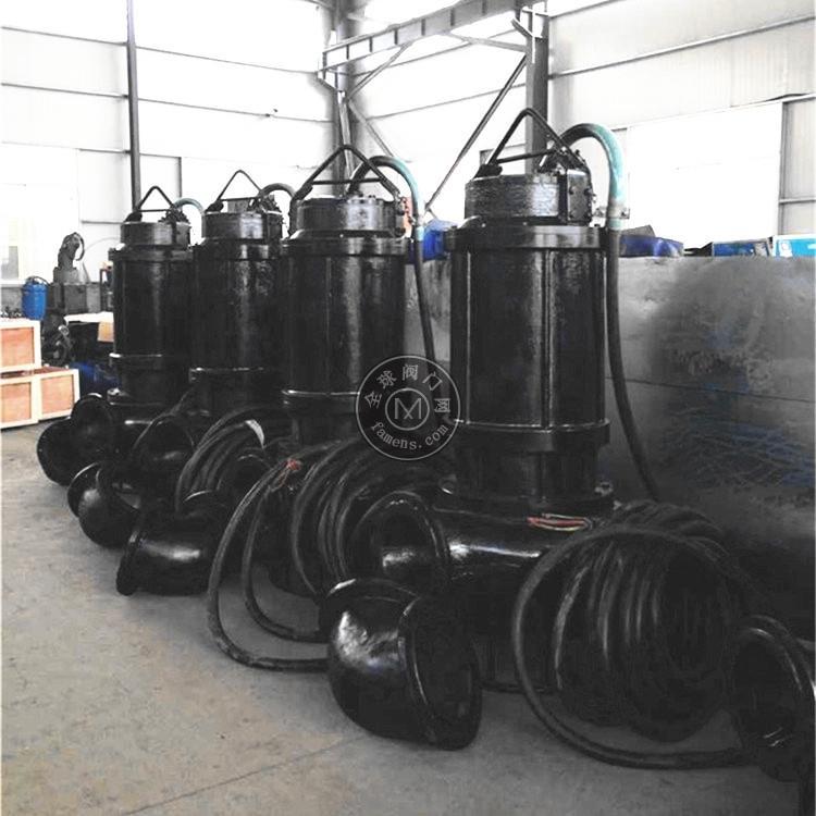 厂明朝平台供应污水潜水泵 低洼污水提升泵 实现高浓度抽取