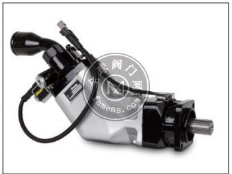美国派克parker弯轴柱塞泵/派克F3系列可离合式定量弯轴柱塞泵